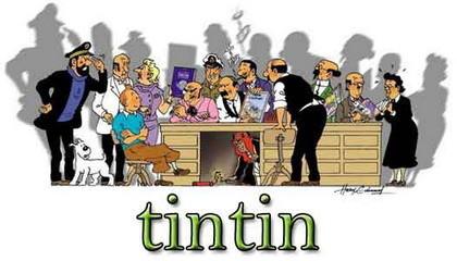 Spielberg y Jackson forman equipo para hacer 'Tintín'