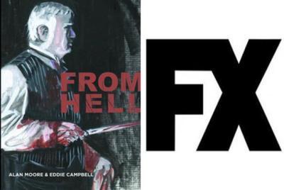 FX adaptará el cómic de Alan Moore 'From Hell' sobre Jack el Destripador