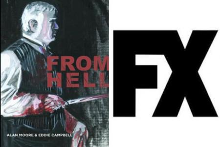 FX adaptará el cómic de Alan Moore 'From Hell' sobre Jack el Destripador