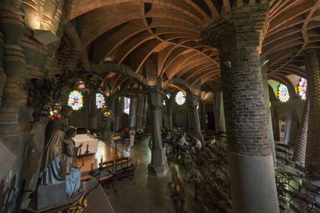 Cripta Gaudi provincia Barcelona