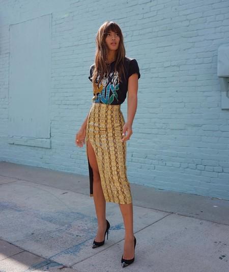 Leopardo, serpiente y cebra: 15 vestidos y faldas animal print que te encantarán (y cómo combinarlas para que seas la más estilosa de Instagram)
