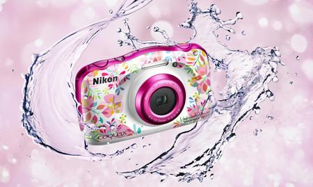 Nikon Coolpix W150, nueva compacta resistente y sumergible dirigida a familias aventureras