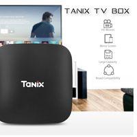 Por 18,99 euros puedes convertir tu vieja tele en un Smart TV con esta TV Box Tanix TX2-R2
