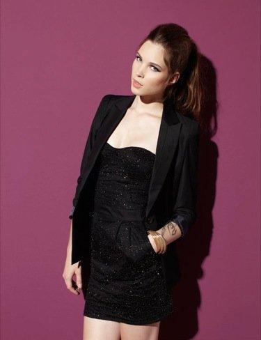 Bershka Otoño-Invierno 2010/2011: blazer