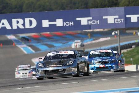 Campos Racing participará en el Superstars Series