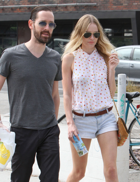 Kate Bosworth, te van a copiar el look en low cost y lo sabes