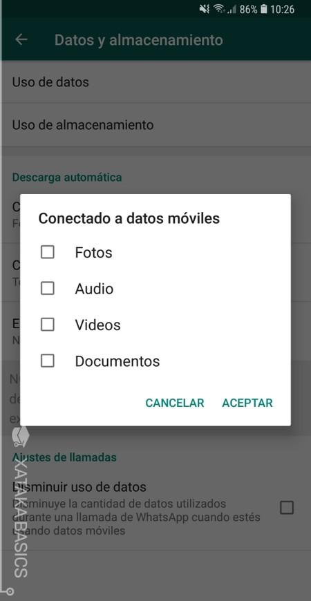 Conectado A Datos Moviles