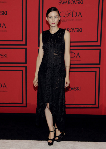 Rooney Mara CFDA 2013