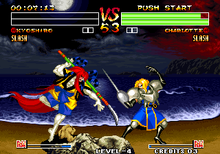 Samurai Showdown Iv 02