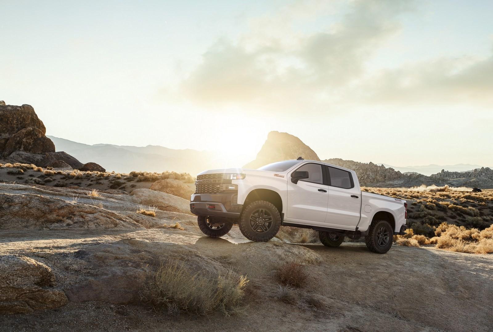 Foto de Chevrolet Silverado 2019 (11/17)