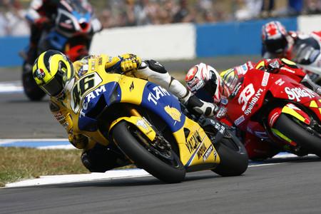 Rossi Sachsenring 2006 Motogp