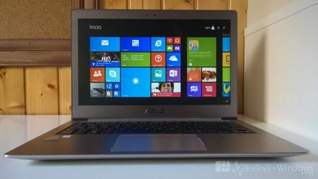 Asus Ux303 Windows 8 Inicio 1