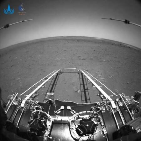 Rover China Marte