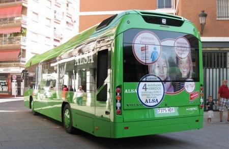 Volvo Hybrid autobús urbano híbrido diésel