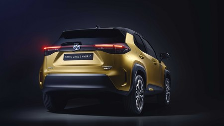 Toyota New Yaris Cross Rear