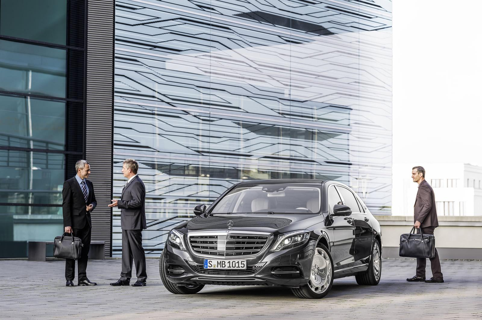 Foto de Mercedes-Benz Clase S Maybach (10/38)