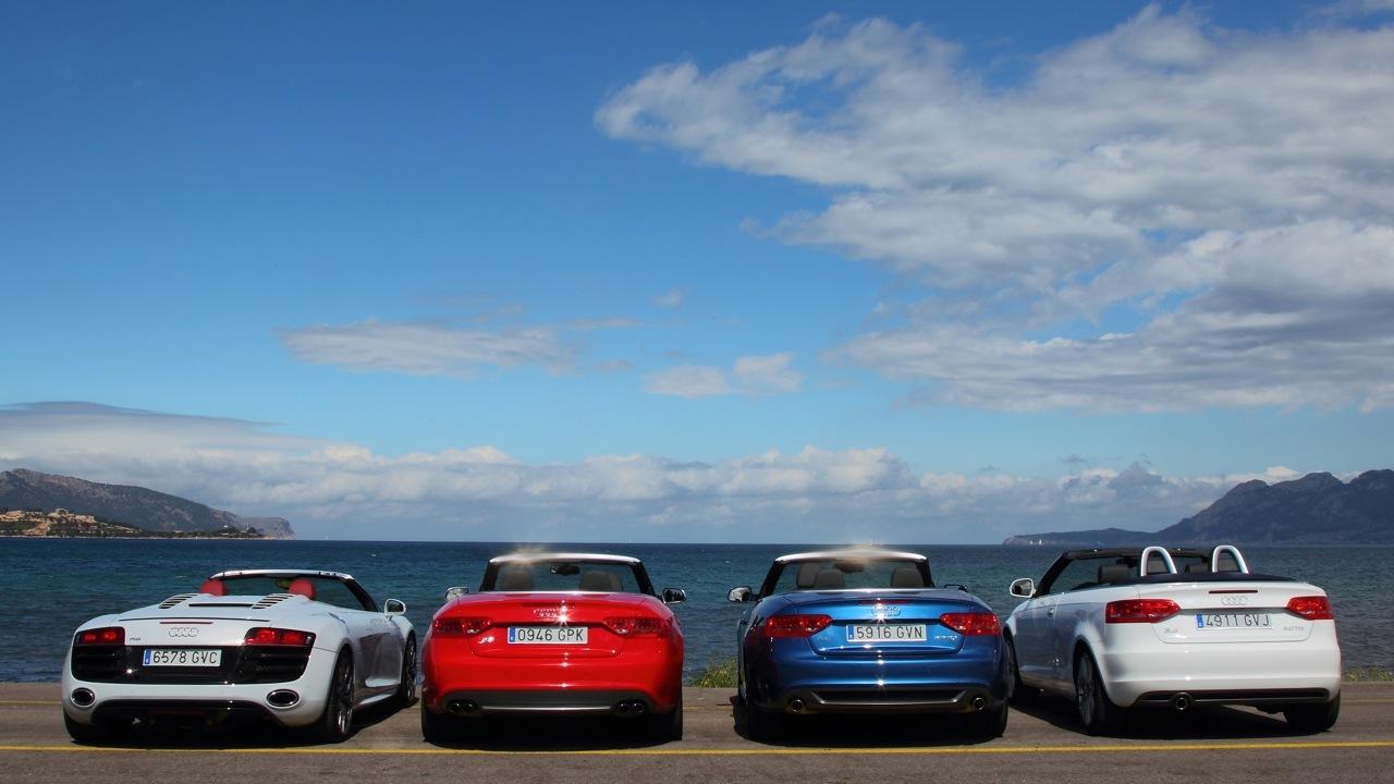 Foto de Audi Cabrios Gama (8/21)