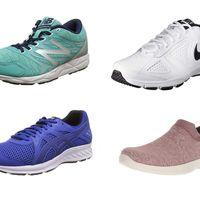 Chollos en tallas sueltas de  zapatillas Nike, Asics o New Balance en Amazon