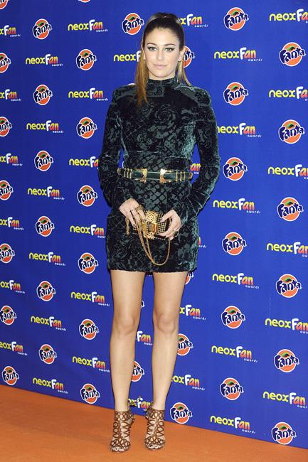 Blanca Suárez Neox Fans Awards