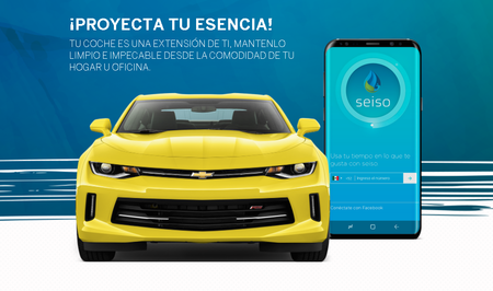 Olvídate de la espera en el auto lavado, con esta app puedes solicitar el  lavado de tu auto a domicilio en México