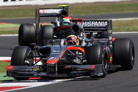 Hispania Racing F1 Team comenzará la pretemporada con el monoplaza de 2010