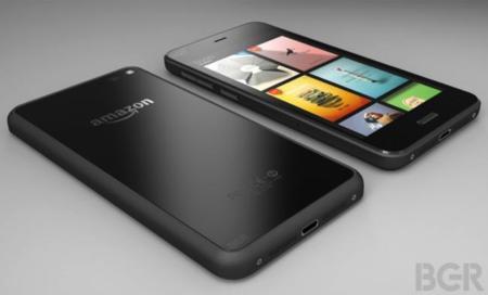 Éste es el diseño del teléfono que prepara Amazon, según BGR