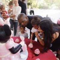 It's a boy! Kim Kardashian y Kanye West le darán un hermanito a North