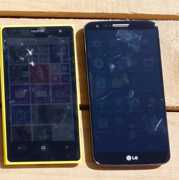 LG G2 sol