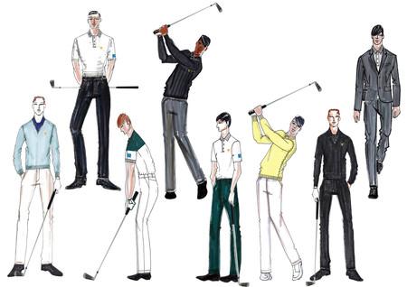 Del Tenis Al Golf Lacoste Disenara Los Uniformes De La Presidents Cup 2017
