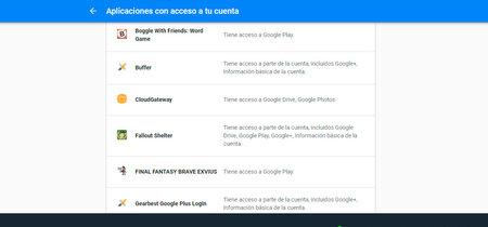 Cómo administrar las aplicaciones que tienen acceso a tu cuenta de Google
