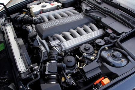 Los motores V12 de BMW cumplen 25 años