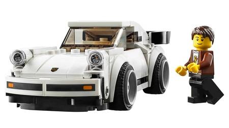 Lego Porsche 911 Turbo 1974