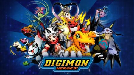 Los Digimon aterrizan en Android con este juego de cartas y batallas