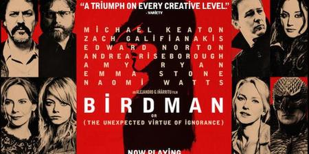 Banner Birdman Film Page Np