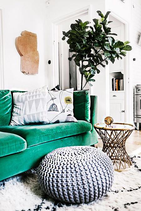 Sofa Verde 14