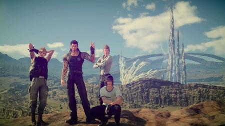 Final Fantasy XV muestra cuatro variantes de su sistema de combate en una nueva serie de gameplays