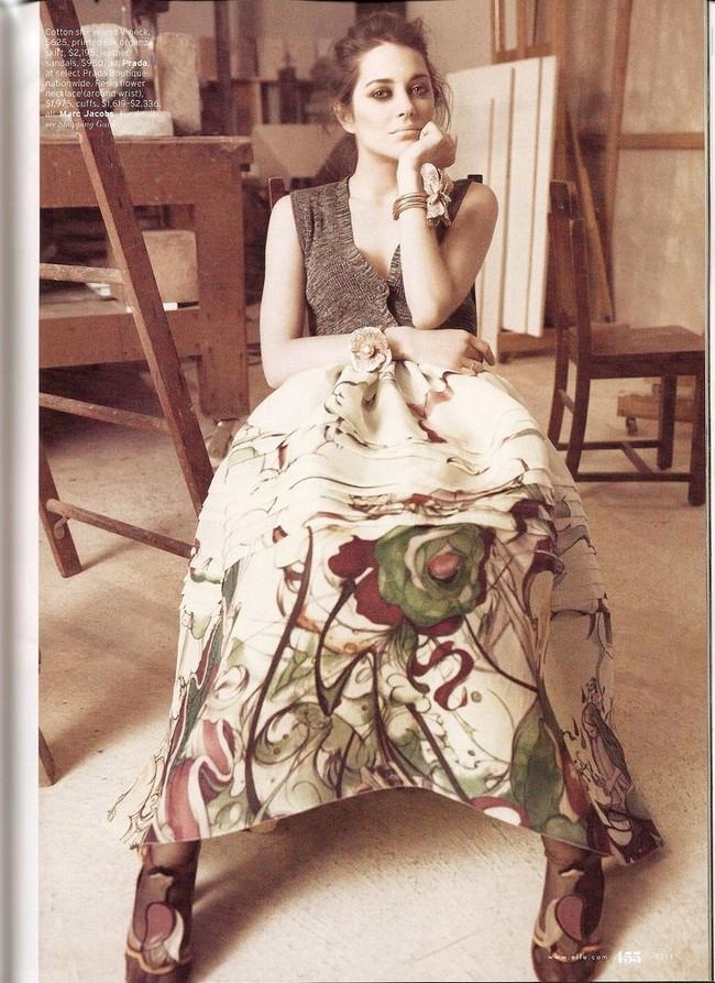 Foto de Prada y mil veces Prada: estilismos en las revistas (5/6)