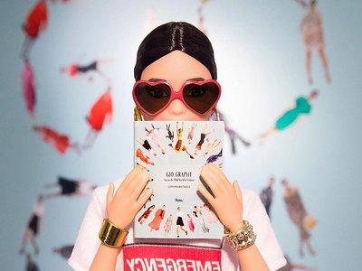 Giovanna Battaglia ya tiene su propia Barbie y estos 13 looks de calle la catapultan a la más estilosa del momento