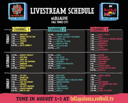 lol2014 lineup