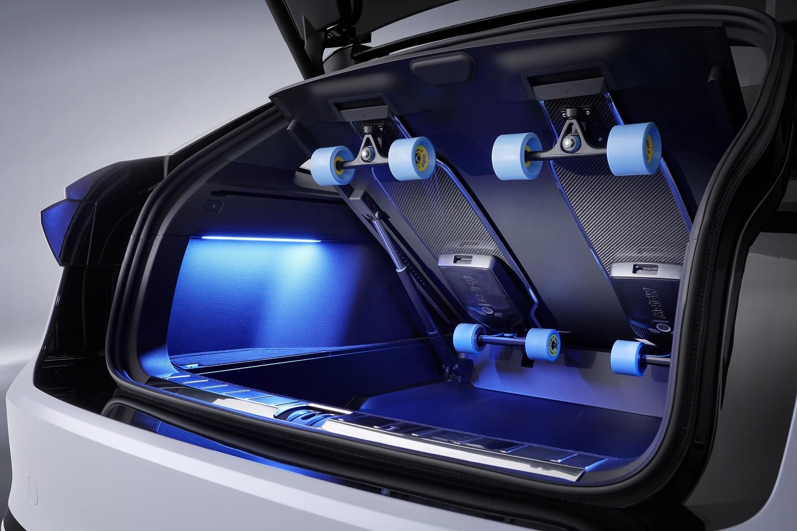 Foto de Volkswagen ID. Space Vizzion Concept (6/32)