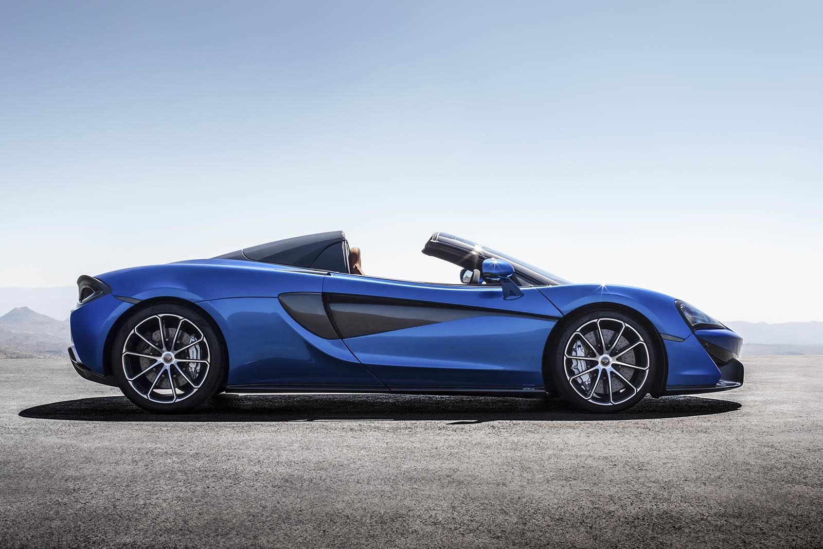 Foto de McLaren 570S Spider (14/31)
