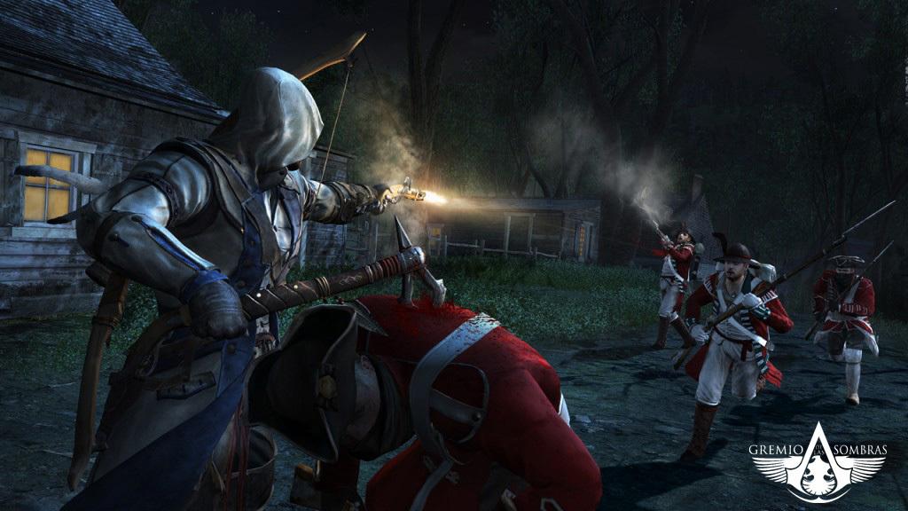 Foto de Nuevas imágenes de 'Assassin's Creed III' (4/6)