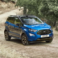 El Ford EcoSport estrena facelift y está listo para conquistar Europa