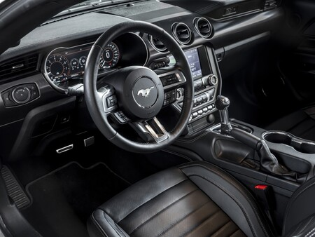 Ford Mustang Mach 1 Interior 1