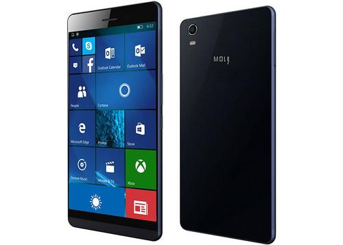 El SoftBank 503LV fabricado por Lenovo, un smartphone con Windows 10 Mobile que quiere conquistar Japón