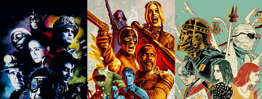 'The Suicide Squad' and 17 other films and series with supergroups of dysfunctional heroes before James Gunn