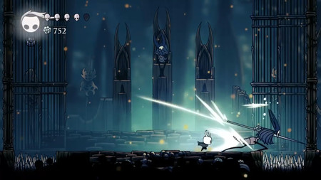 Hollow Knight How To Beat Mantis Lords 3