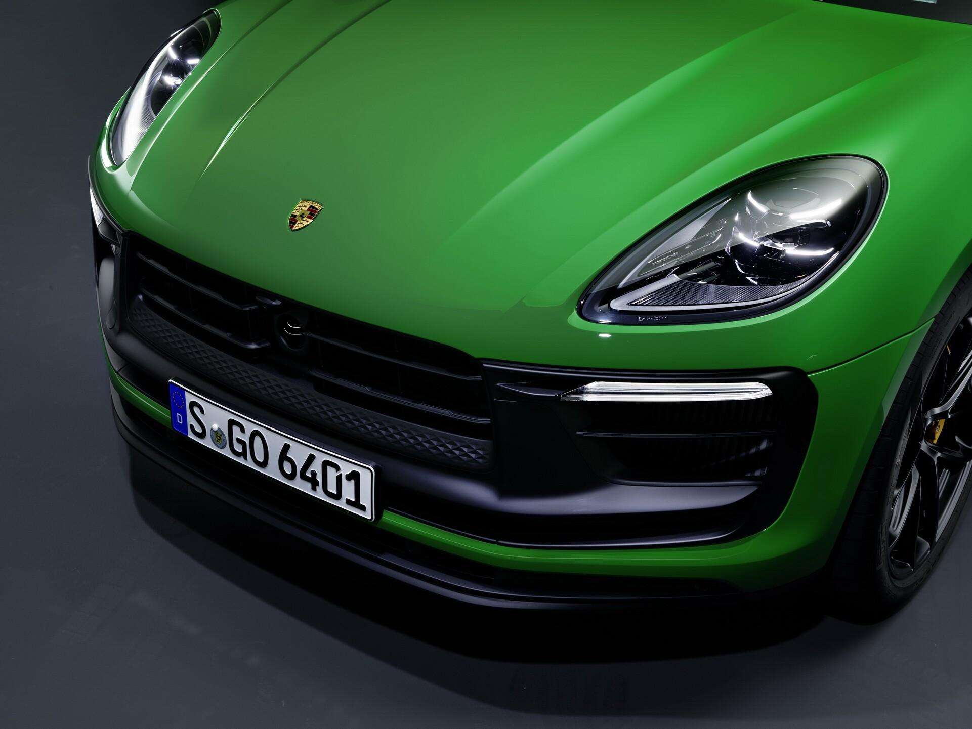 Foto de Porsche Macan 2022 (44/59)