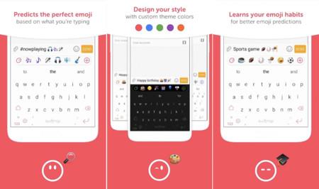 Swiftmoji App