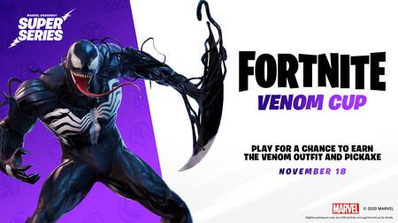 Copa Venom Skin Gratis